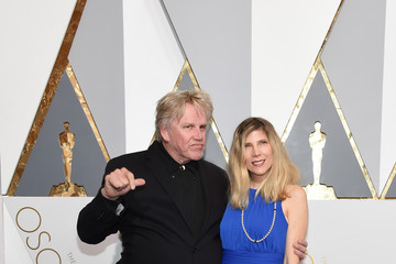 Gary Busey 88th Annual Academy Awards - Red Carpet Pictures