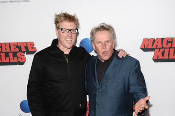 Gary Busey Jake Busey 'Machete Kills' Premieres in LA — Part 3