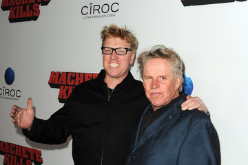 Gary Busey Jake Busey 'Machete Kills' Premieres in LA — Part 2