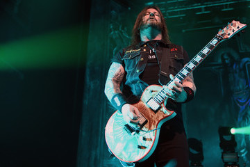 Gary Holt Slayer and Testament in Concert at the Hard Rock Joint