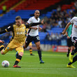 Gary Hooper Bolton Wanderers v Sheffield Wednesday - Sky Bet Championship