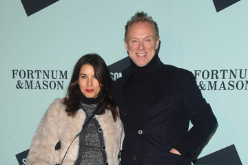 Gary Kemp Skate At Somerset House With Fortnum And Mason VIP Launch - Red Carpet Arrivals