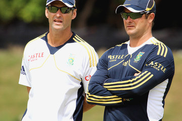 Gary Kirsten New Zealand Tour To South Africa: Proteas Nets Session And Press Conference