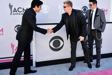 Gary LeVox 52nd Academy of Country Music Awards - Arrivals