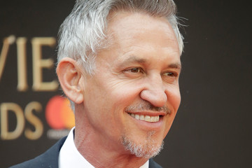 Gary Lineker The Olivier Awards With Mastercard - Red Carpet Arrivals