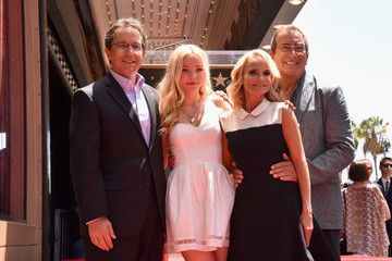 Gary Marsh Kristin Chenoweth Honored With Star on the Hollywood Walk of Fame