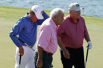 Gary Player Arnold Palmer Insperity Championship presented by United Healthcare - Round Two