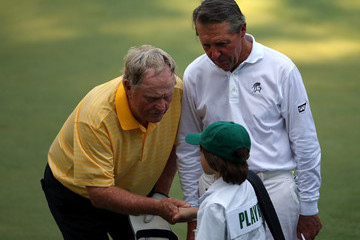 Gary Player Jack Nicklaus The Masters Preview: Day 3