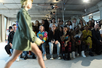 Gary Wassner R13 - Front Row - September 2018 - New York Fashion Week