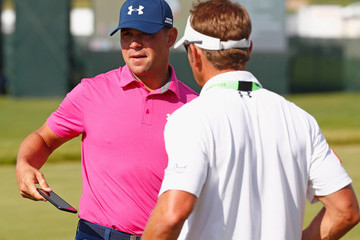 Gary Woodland U.S. Open - Preview Day 3