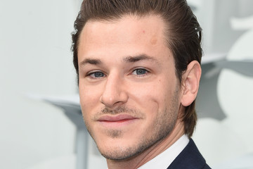 Gaspard Ulliel Front Row at Chanel