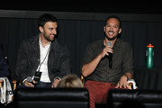 """Filmmakers Jeff and Michael Zimbalist speak at the Gatorade premiere of the docu-series, """"Cantera 5v5"""" during the Tribeca TV Festival on Saturday, September 14, 2019 in New York City."""