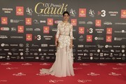 Cristina Brondo attends the IX Gaudi Awards 2016 at the Forum's Auditori  on January 29, 2017 in Barcelona, Spain.