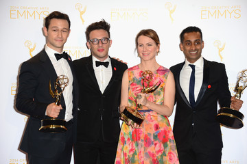 Gaurav Misra Creative Arts Emmy Awards Press Room