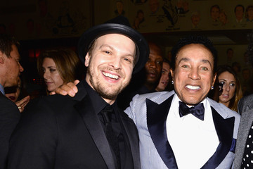 Gavin Degraw Stars at Sony's Post-Grammy Reception