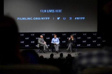 Gavin Smith 53rd New York Film Festival - 'Son of Saul' - Q&A
