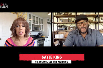 Gayle King Global Citizen Together At Home