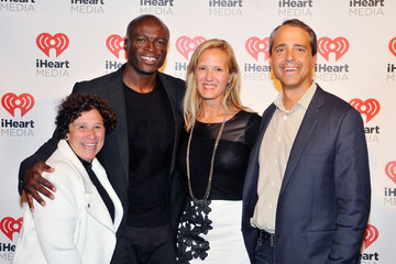 Gayle Troberman iHeartRadio Presents Seal at the 2015 ANA Masters of Marketing Annual Conference