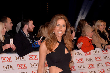 Gaynor Faye Arrivals at the National Television Awards
