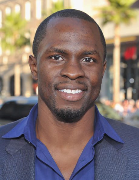 Gbenga Akinnagbe Wallpapers of Premiere Warner Bros Quot Lottery Ticket Arrivals Gbenga Akinnagbe