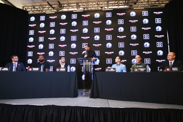 Bellator-DAZN Announcement Press Conference