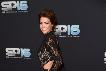 Gemma Atkinson BBC Sports Personality of the Year - Arrivals