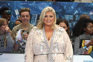 Gemma Collins 'Valerian And The City Of A Thousand Planets' European Premiere - Red Carpet Arrivals