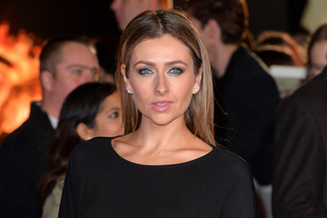 Gemma Merna 'The Hunger Games: Mockingjay Part 1' Premiere