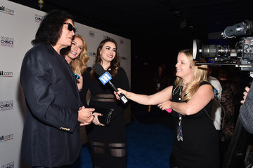 Gene Simmons DailyMail's After-Party for 2016 People's Choice Awards - Red Carpet