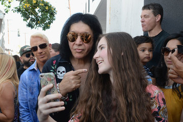 Gene Simmons John Varvatos 13th Annual Stuart House Benefit Presented by Chrysler With Kids' Tent by Hasbro Studios - Inside