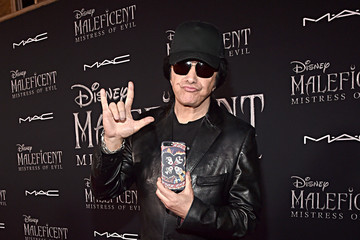 Gene Simmons World Premiere Of Disney's 'Maleficent: Mistress of Evil'