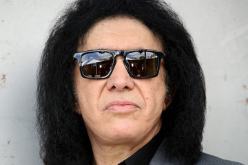Gene Simmons John Varvatos Sunglasses At The 11th Annual Stuart House Benefit