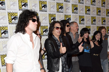 Gene Simmons Comic-Con International 2015 - Scooby-Doo! and Kiss: Rock and Roll Mystery