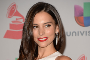 Genesis Rodriguez Press Room at the Latin GRAMMY Awards