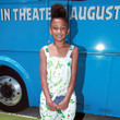 Genesis Tennon Premiere Of Sony's 'The Angry Birds Movie 2' - Red Carpet