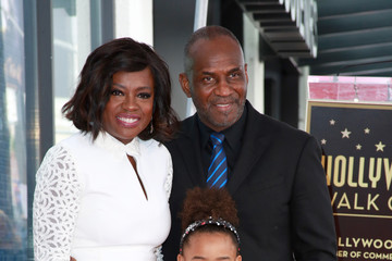 Genesis Tennon Viola Davis Walk Of Fame Ceremony