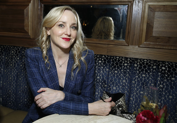 """""""Serendipity"""" New York Screening After Party [blond,lady,jeans,lip,beauty,fashion,room,iris,textile,long hair,geneva carr,serendipity,new york,society cafe,walker hotel greenwich village,party,screening,new york screening,party]"""