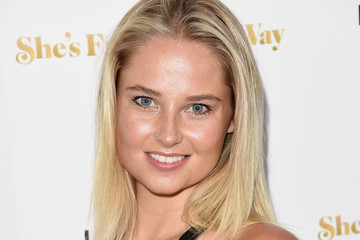 Genevieve Morton Stars Attend the Premiere of Lionsgate's 'She's Funny That Way'