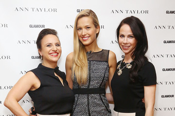 Genevieve Roth Glamour And Ann Taylor Celebrate International Women's Day