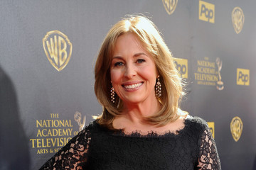 Genie Francis The 42nd Annual Daytime Emmy Awards - Red Carpet