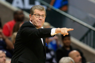 Geno Auriemma NCAA Women's Final Four - Semifinals