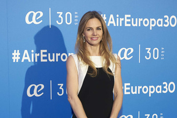 Genoveva Casanova 'Air Europa' 30th Anniversary Event in Madrid