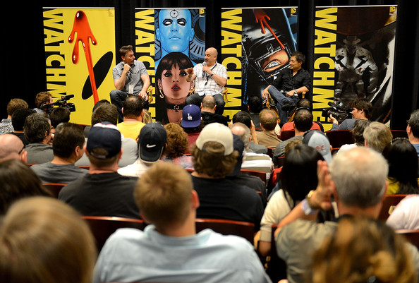 DC Entertainment Presents: Watchmen - It's Not The End, It's The Beginning, Part Of The Los Angeles Times Festival Of Books