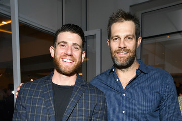 Geoff Stults 25th Annual Race To Erase MS Gala - Cocktail Reception And Silent Auction