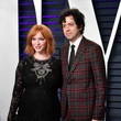 Geoffrey Arend 2019 Vanity Fair Oscar Party Hosted By Radhika Jones - Arrivals