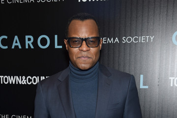 Geoffrey Fletcher The Cinema Society with Town & Country Host a Screening of the Weinstein Company's 'Carol' - Arrivals