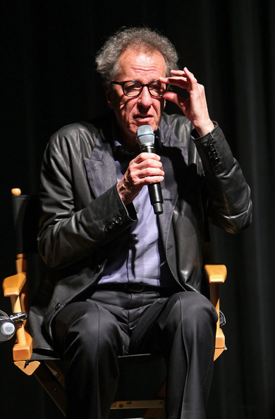 geoffrey rush photos photos behind closed doors with