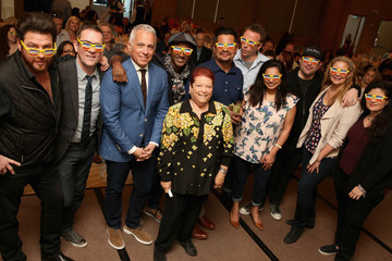 Geoffrey Zakarian Scott Conant Bloody Mary Brunch Hosted by the Cast of 'Chopped'