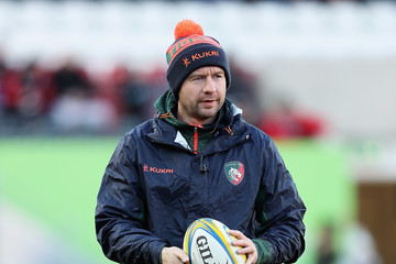Geordan Murphy Leicester Tigers v Worcester Warriors - Aviva Premiership