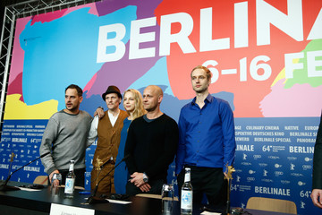 Georg Friedrich Maximilian Erlenwein 'Stereo' Press Conference - 64th Berlinale International Film Festival
